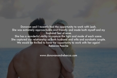 Doovan and Rebecca Testimonial-2