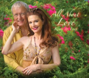 CD Cover - All About Love